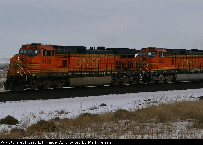 BNSF 4133 West