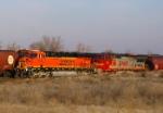 BNSF 7543 West