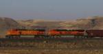 BNSF 4623 West