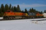 BNSF 5460 West