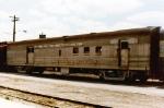 Santa Fe Postal Car