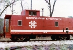 Sabine River & Northern Caboose