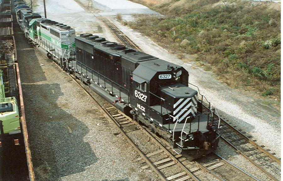 HLCX 6327