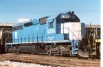 Ex-MILW SD40-2 now serving EMD Leasing.