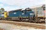 HLCX 6217 (ex-QNSL 242)