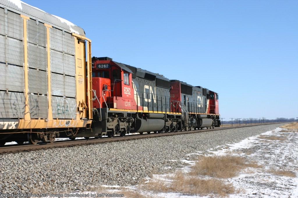 CN 6262  ICRR