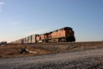BNSF 4329 EB at MP. 420