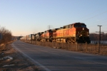 BNSF 4851