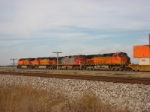 BNSF 5504