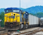CSX E3325 Northbound