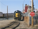 Kingsport Yard CSX EMD GP38-2 2614