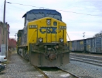 CSX GE AC4400CW  418 Roster shot in the Kingsport yard