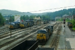 CSX Locomotive Facility
