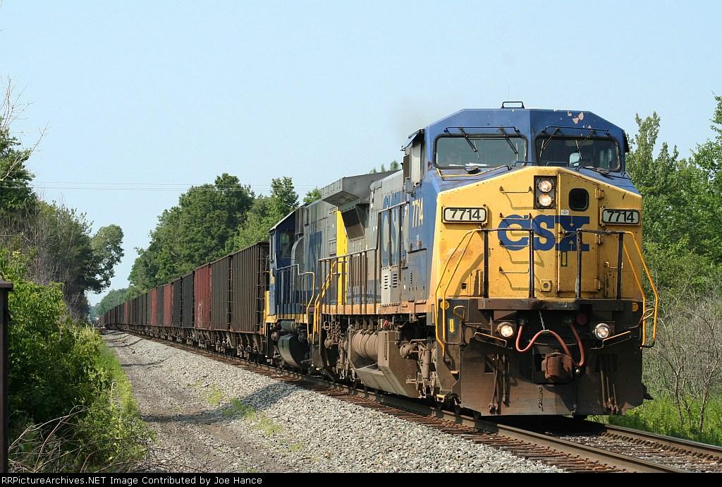 CSX B77807