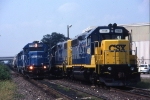 CSX and NS/PRR