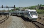 Amtrak X2000 Demonstrator