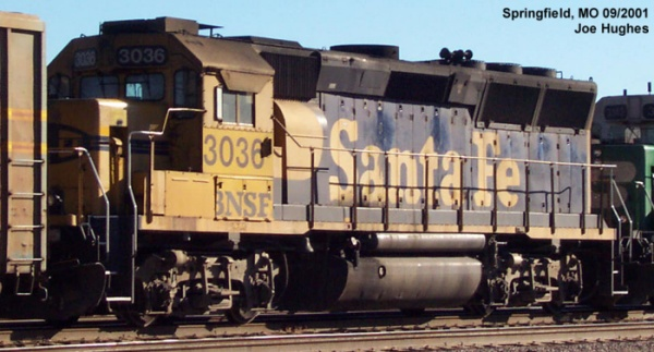 BNSF 3036