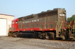 Buckingham Branch Railroad (BB) EMD GP40 No. 5