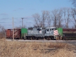 Indiana Railroad 1701