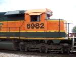 BNSF 6982