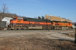 BNSF 8197 on CSX Q368-20