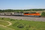 BNSF 9221 on CSX N859-14