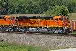 BNSF 7399 on CSX Q381-14