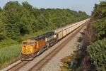 BNSF 8834 on CSX N859-12