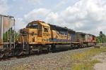 BNSF 6941 on CSX Q380-20