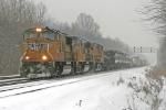 UP 4474 on CSX Q351-21