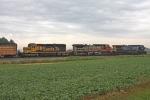 BNSF 6728 on CSX Q380-29
