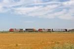 BNSF 710 on CSX Q381-29