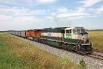 BNSF 9595 on N859-29