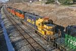 BNSF 6709 on CSX Q383-29
