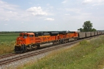 BNSF 9358 on CSX U994-28