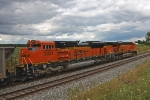 BNSF 9331 on CSX U994-10