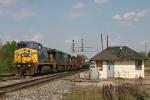 CSX 7664 on Q383-05