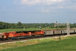 BNSF 9180 on CSX N859-24