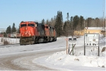 CN SD70 leads Potash