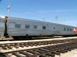 "Pullman Sleeper ""Silver Ridge"""