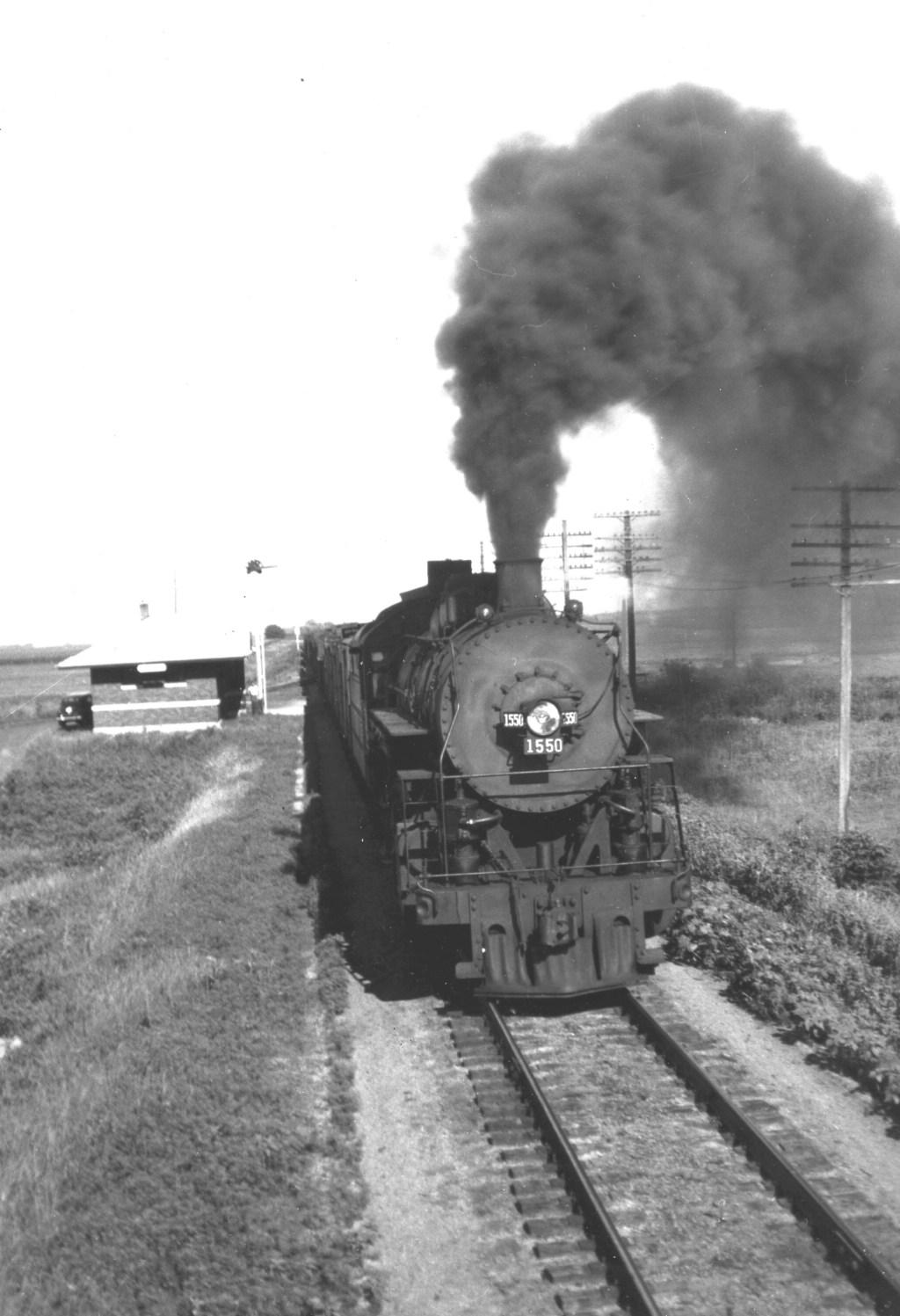 IC #75 at Tara, Iowa