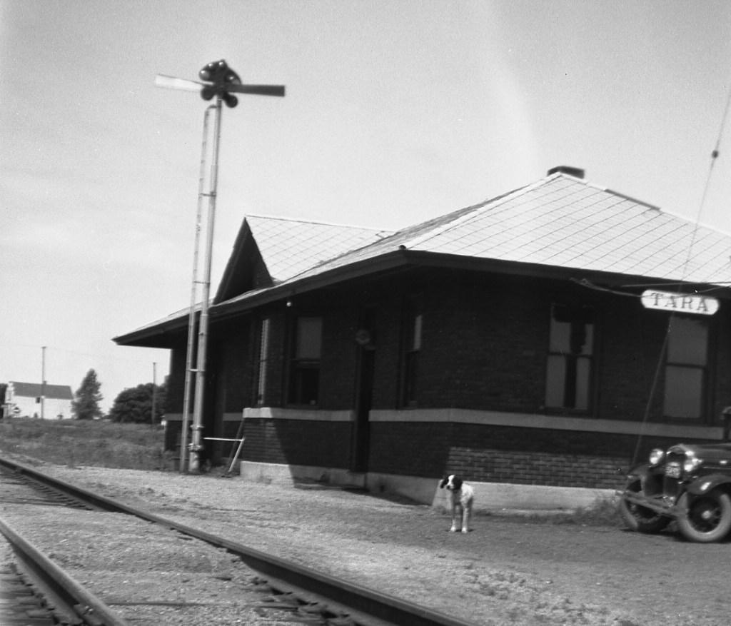 M&StL/IC depot