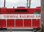 "Apparently the ""Terminal Railroad 'Halls' Ass"""