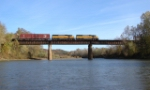 AASFX 28 crosses the Meramec River