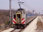 Metra IC Electric line train