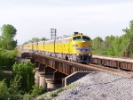 Union Pacific's E-units head north