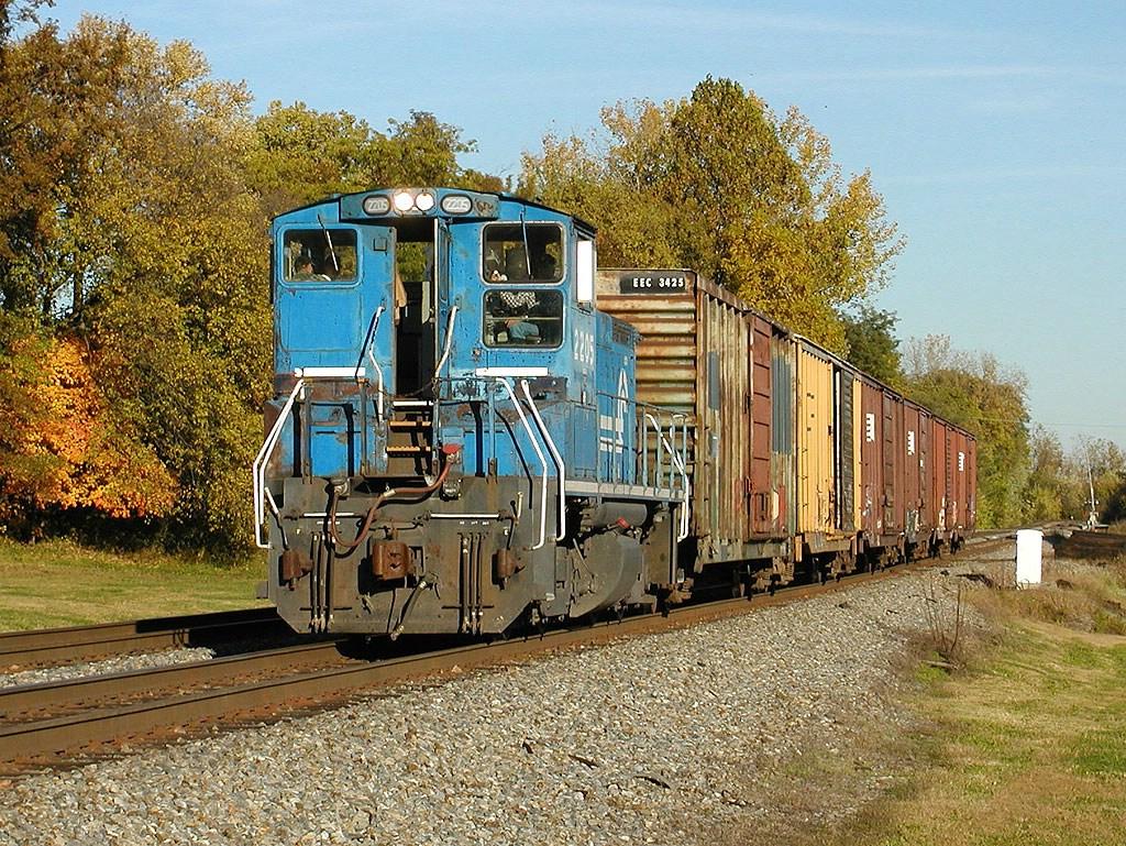 Ex Conrail SW1500