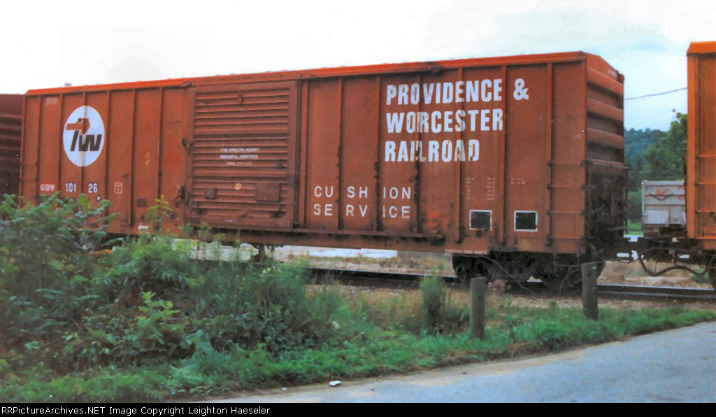 GBW 10126 in Providence & Worcester paint