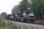NS Woodchip train fresh out of the mill