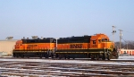 BNSF 2460